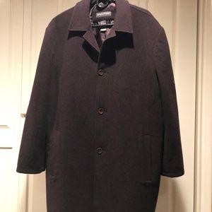 Mens Wool Coat